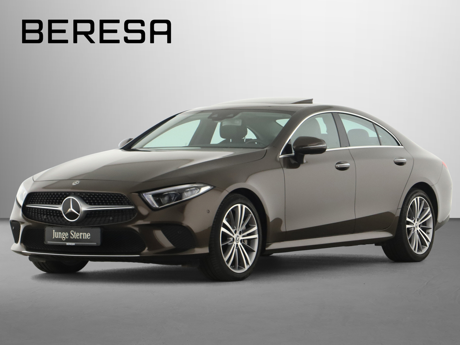 Mercedes-Benz CLS finanzieren