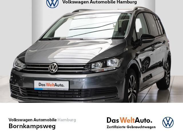 Volkswagen Touran 2,0 TDI IQ.DRIVE DSG KLIMA/NAVI/AHK/PDC, Jahr 2020, Diesel