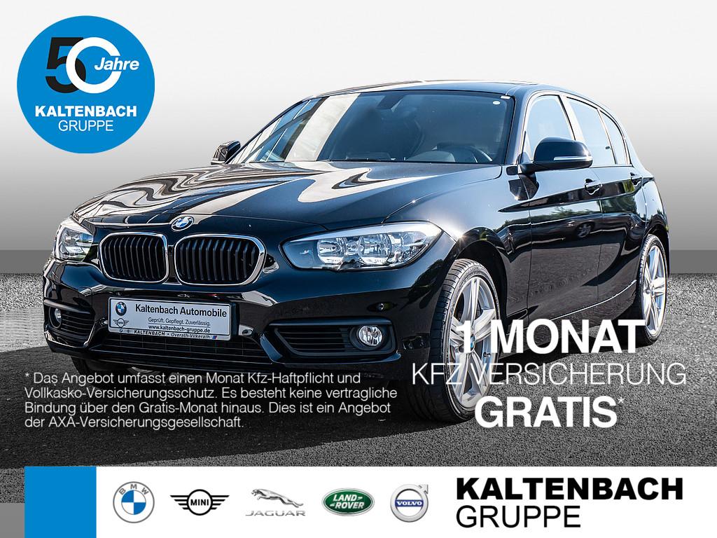 BMW 120i, Jahr 2018, Benzin
