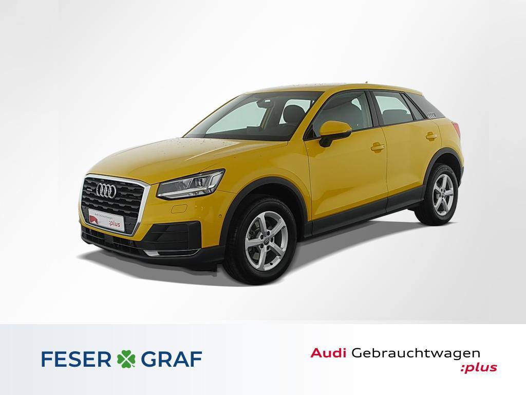 Audi Q2 2.0 TFSI qu S tronic Navi,Kamera,Assistent, Jahr 2018, Benzin