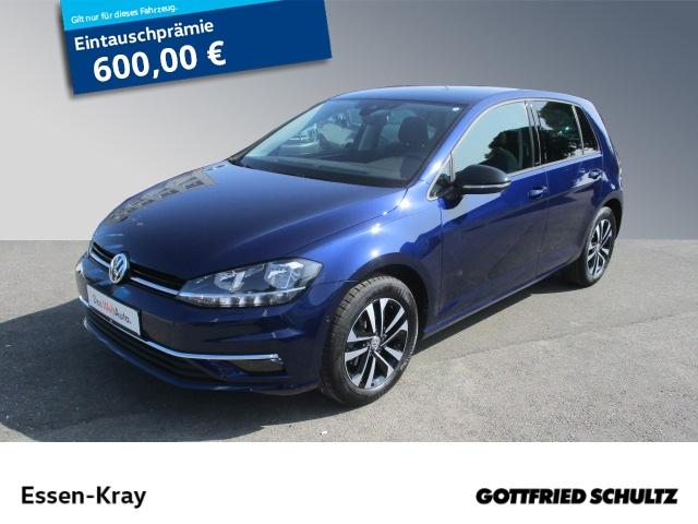 Volkswagen Golf IQ.Drive 1.0 TSI NAVI PDC SHZ GRA FSE KLIMA, Jahr 2019, Benzin