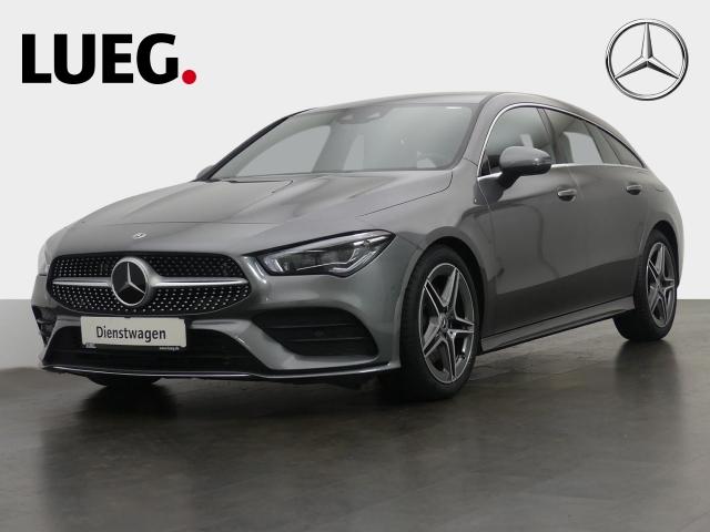Mercedes-Benz CLA 220 Shooting Brake d AMG FAHRASS+MULTIB+NAV-PR, Jahr 2019, Diesel