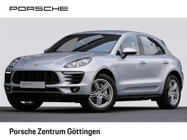 Porsche Macan S Diesel Luftfederung Fernlichtass. Verkehrszeichenerk. PDCv+h 3-Zonen-Klimaautom., Jahr 2014, Diesel