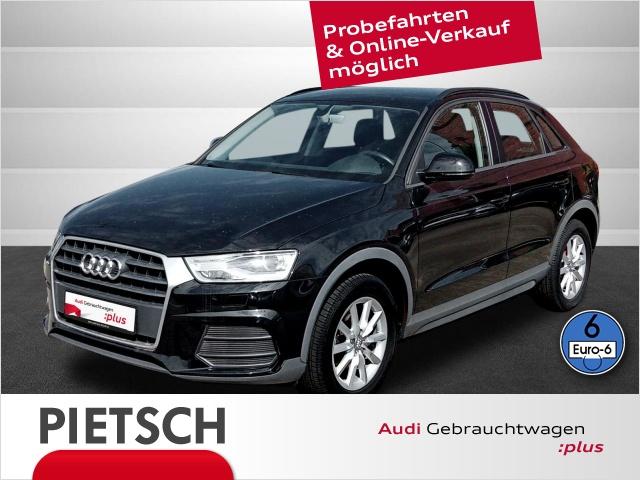 Audi Q3 1.4 TFSI ultra - Xenon AHK Einparkhilfe Klima, Jahr 2015, Benzin