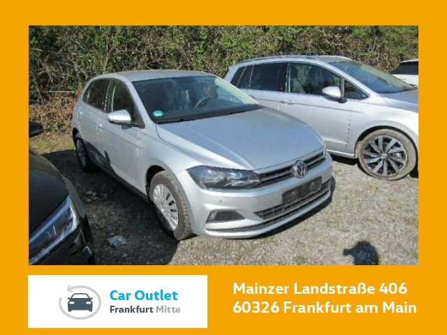 Volkswagen Polo 1.6 TDI Comfortline FrontAssist Climatronic Einparkhilfe Sitzheizung POLO 1.6 BMT COMFO 70 TDI M5F, Jahr 2018, Diesel
