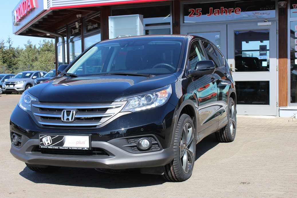Honda CR-V 2.0i-VTEC 4WD Elegance, Jahr 2014, Benzin