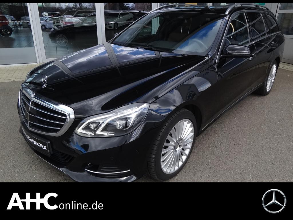 Mercedes-Benz E 300 T BT COMAND+AHK+ILS-LED+DISTRONIC+PDC..., Jahr 2015, Diesel