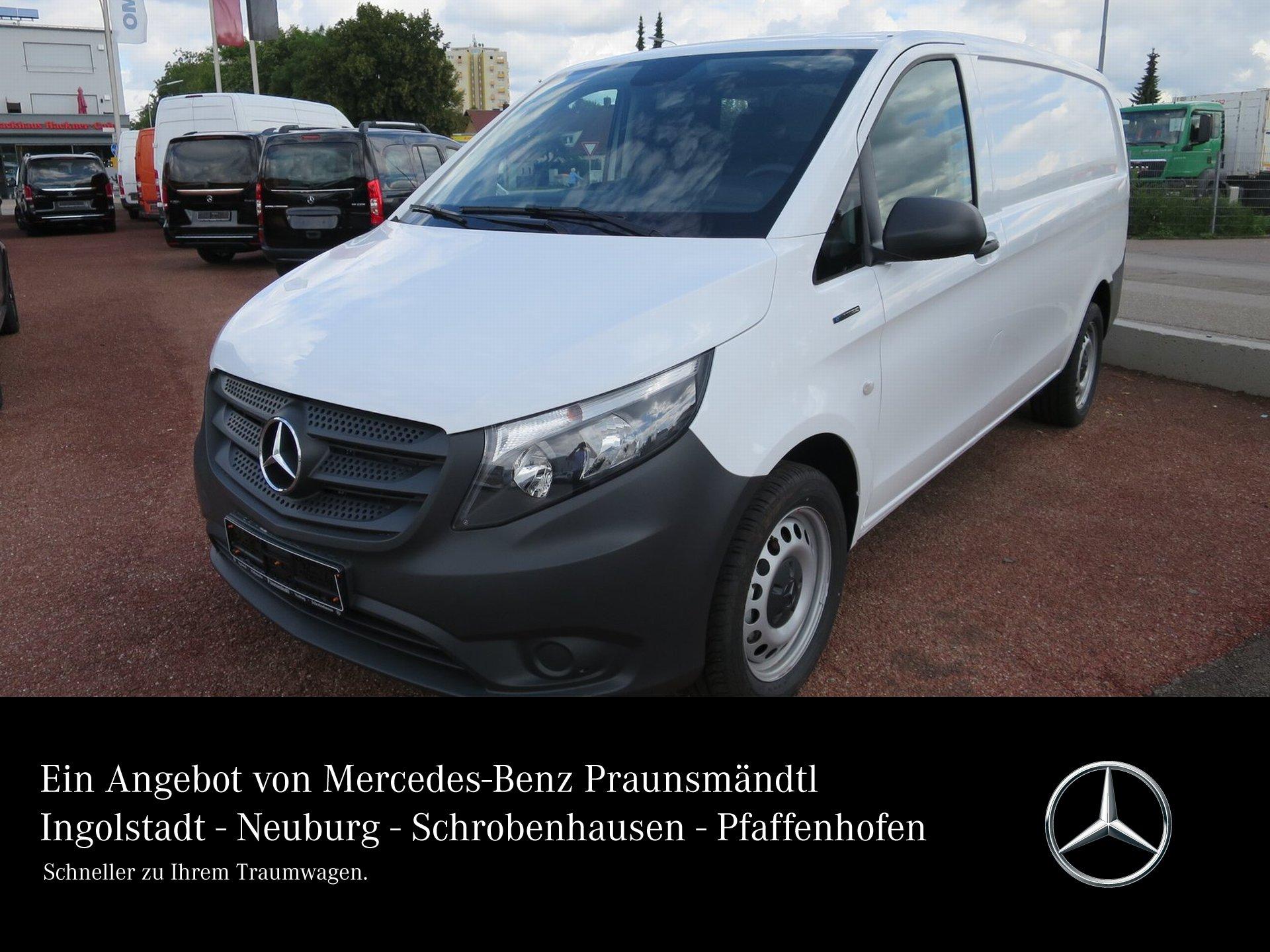 Mercedes-Benz eVito 111 Kasten lang Trennwand Klima Rückfahrk., Jahr 2019, Elektro