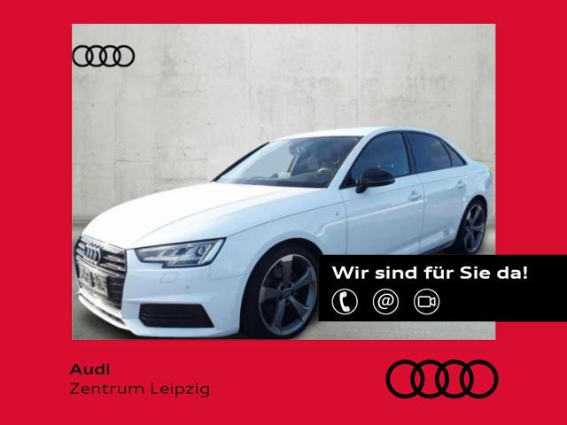 Audi A4 Limousine 2.0 TFSI sport ultra *S line black*, Jahr 2018, Benzin