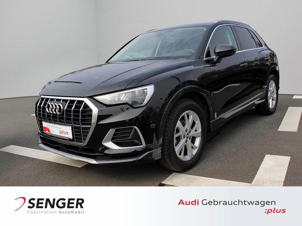 Audi Q3 Sport 35 TFSI Standheizung PDC GRA Sitzhzg., Jahr 2019, Benzin
