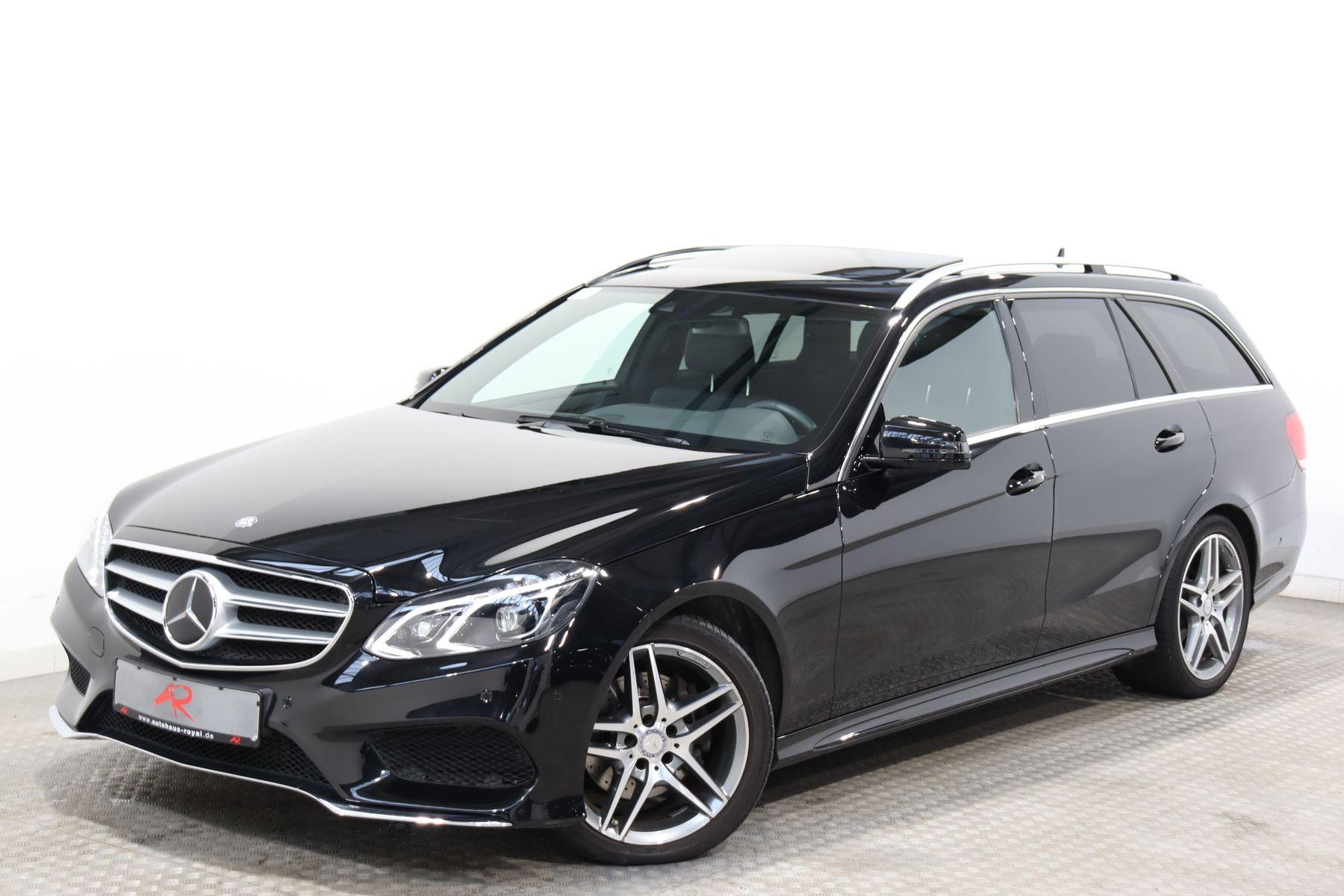 Mercedes-Benz E 250 T 3x AMG COMAND,DISTRONIC,SCHECKHEFT,ILS, Jahr 2015, Benzin