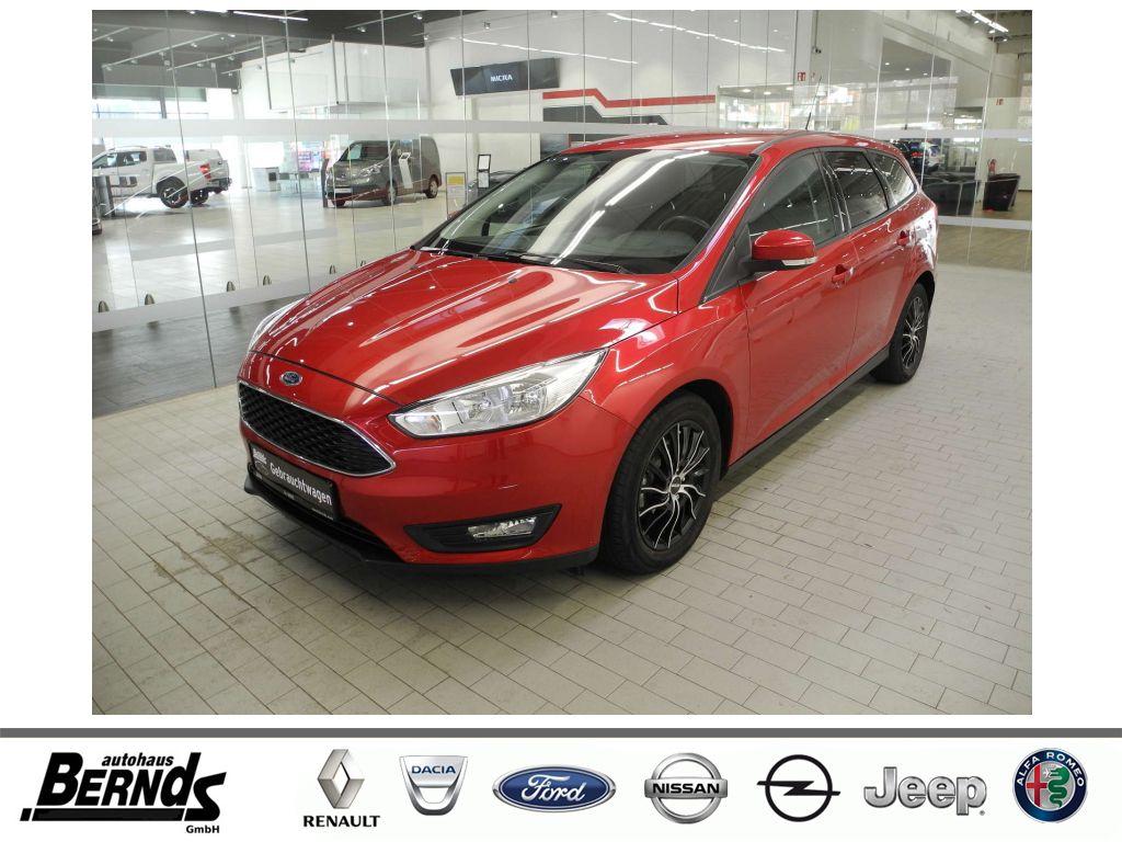 Ford Focus Turnier 1.0 EcoBoost S/S Trend KLIMA DAB, Jahr 2015, Benzin