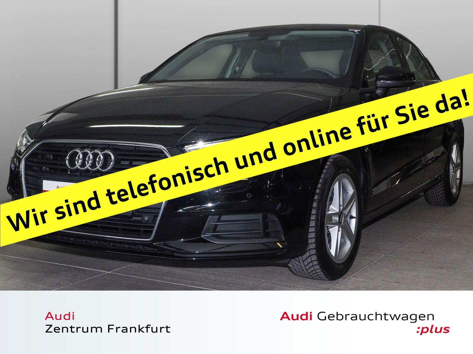 Audi A3 Limousine 30 TFSI S tronic Xenon Navi PDC Bluetooth, Jahr 2019, Benzin