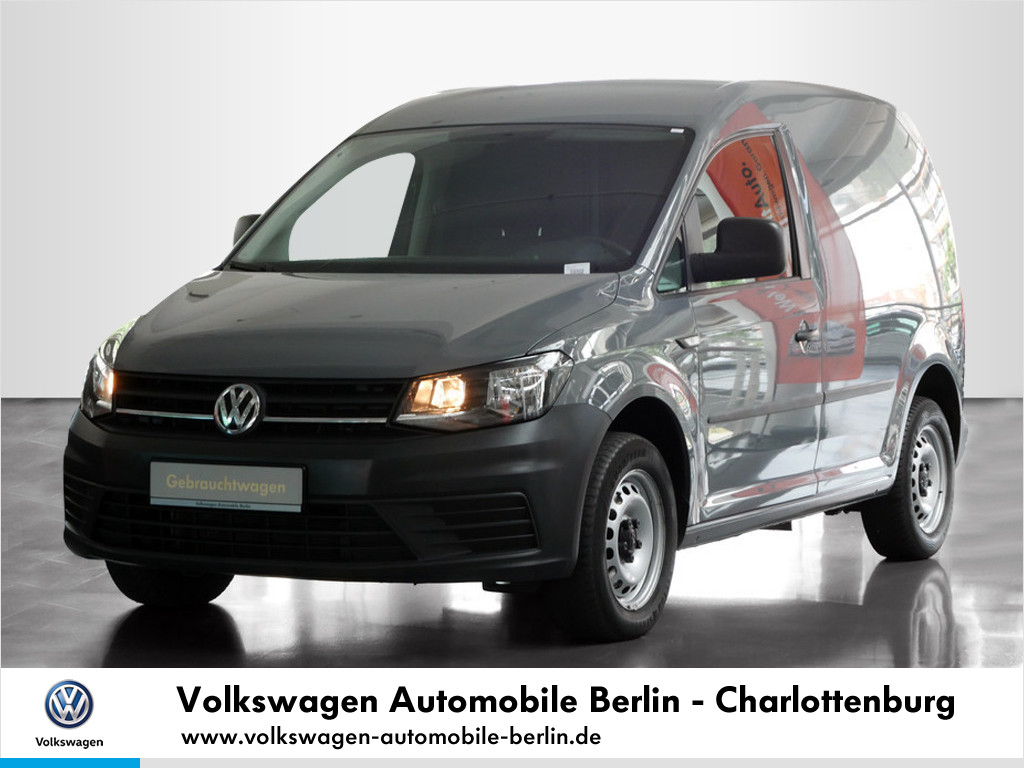 Volkswagen Caddy Kasten 2.0 TDI EcoProfi, Jahr 2017, Diesel
