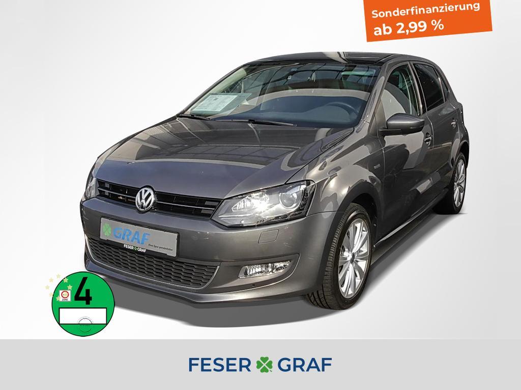 Volkswagen Polo Life 1.2 TSI 77kW Pano/Xenon/Navi, Jahr 2013, Benzin
