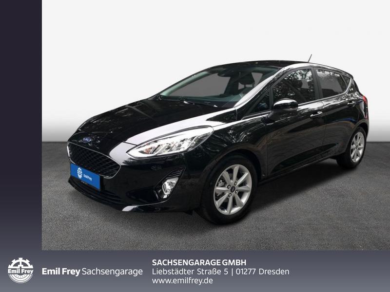 Ford Fiesta COOL&CONNECT, 1.0 EcoBoost S&S 70 kW, 5-türig, Jahr 2020, Benzin