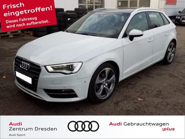 Audi A3 Sportback 2.0 TDI B&O Xenon-Plus ACC, Jahr 2014, Diesel