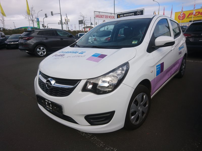 Opel Karl Edition Bluetooth USB Klima, Jahr 2017, Benzin