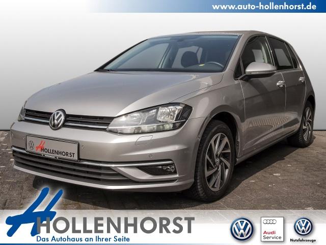 Volkswagen Golf SOUND 1.0 l TSI 81 kW (110 PS) 6-Gang Klima, Jahr 2017, Benzin