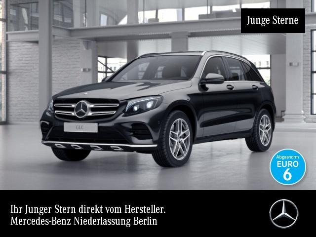 Mercedes-Benz GLC 250 4M AMG Fahrass Distr. COMAND ILS LED EDW, Jahr 2016, Benzin