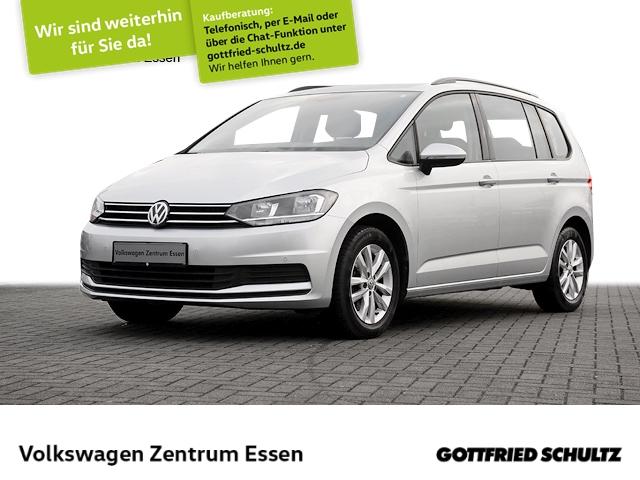 Volkswagen Touran Comfortline 1,5 TSI NAVI AHK ACC ALU16, Jahr 2019, Benzin