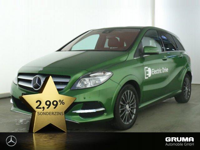 Mercedes-Benz B 250 e COMAND+KEYLESS+MEMORY+RANGEPLUS+KAMERA, Jahr 2017, Elektro