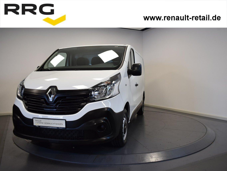 Renault Trafic Kasten L1H1 2,7t Komfort HU+Inspektion ne, Jahr 2018, Diesel