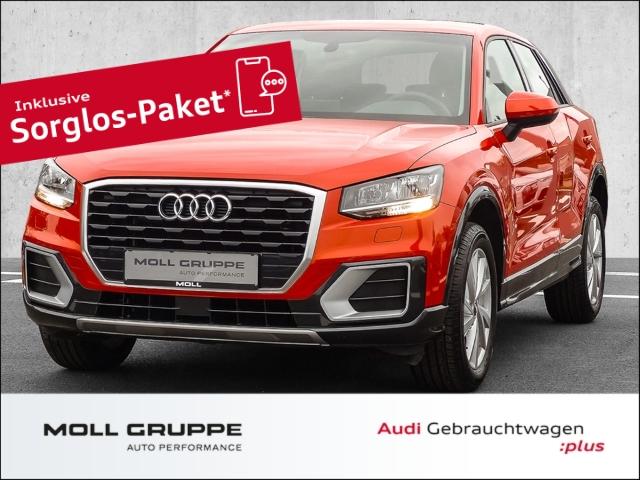 Audi Q2 35 TFSI sport (Navigation*Alu 17'' Einparkhilfe), Jahr 2018, Benzin