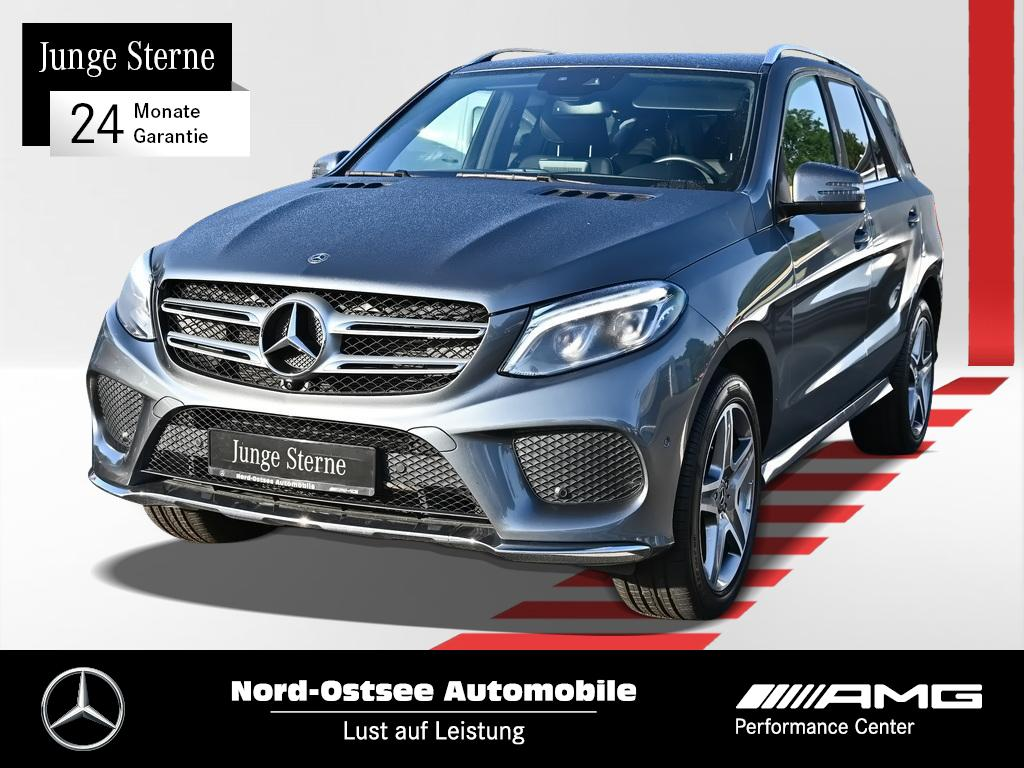 Mercedes-Benz GLE 400 finanzieren