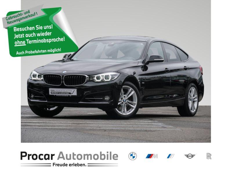 BMW 330i xDrive GT NAVI+LEDER+LED+PANO+KAMERA+3-ZONEN-KLIMA, Jahr 2017, Benzin