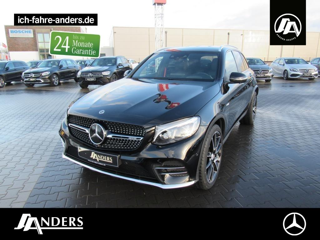 Mercedes-Benz GLC 43 4M AMG Sitzkl+Burm+Comand+Distr.+HUD+360°, Jahr 2017, Benzin