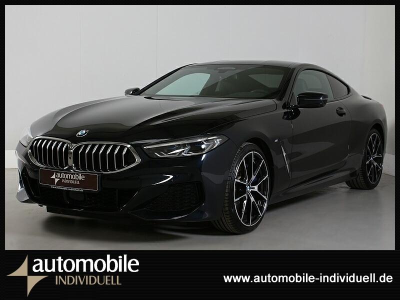 BMW 840d xDr Coupé M Sportpaket Laser ACC DAB H&K, Jahr 2020, Diesel