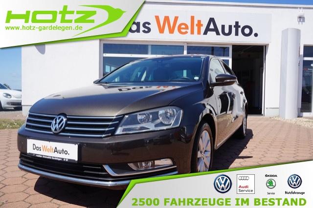 Volkswagen Passat 1.4 TSI Comfortline Navi, Einparkhilfe, T, Jahr 2012, petrol