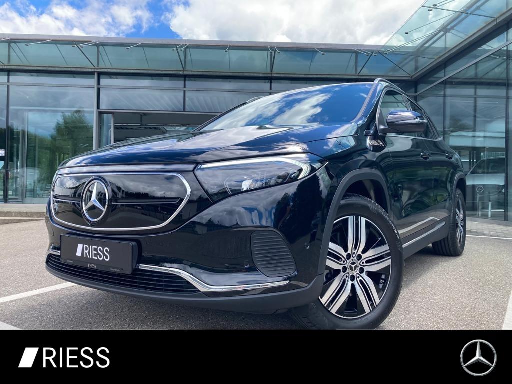 Mercedes-Benz EQA 250 PROGRESSIVE+AHK+KAMERA+LED+MBUX+AUGMENTE, Jahr 2021, Elektro