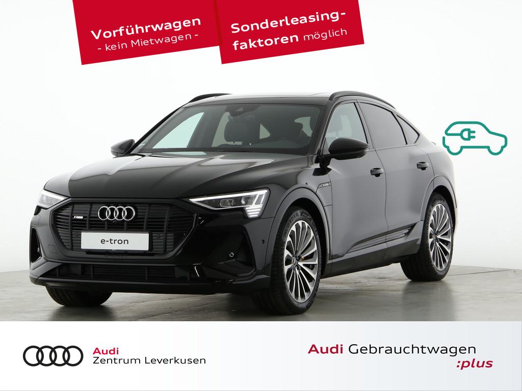 Audi e-tron Sportback 50 quattro S line, Jahr 2021, Elektro