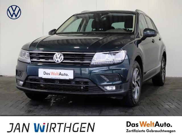 Volkswagen Tiguan 2.0TDI 4Motion Sound AHZV KAMERA DAB, Jahr 2017, Diesel