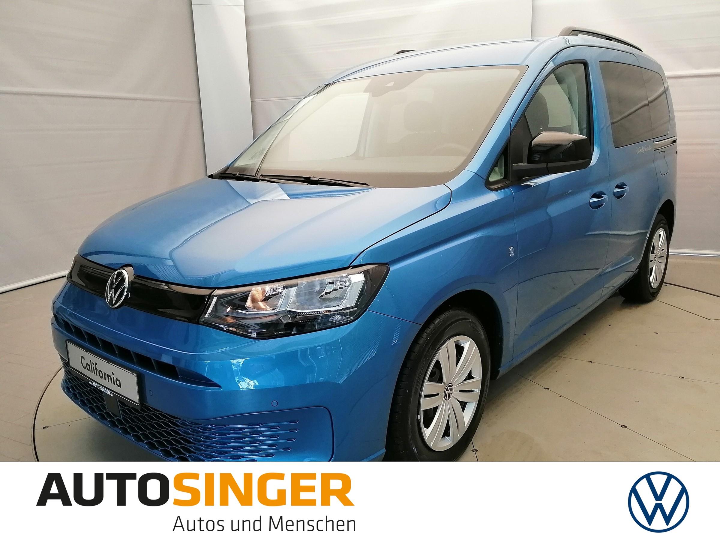 Volkswagen Caddy California 2,0 TDI DSG *Miniküche*AHK*Zusatzheizung*, Jahr 2021, Diesel