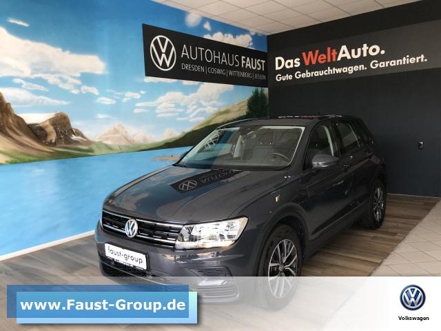 Volkswagen Tiguan UPE 32000 EUR Klima Sitzheizung, Jahr 2019, Diesel