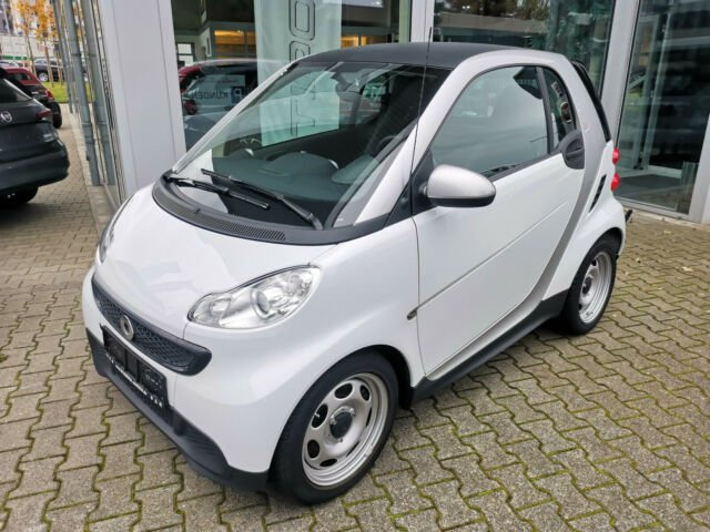 smart fortwo coupe Micro Hybrid Drive, Jahr 2015, Benzin