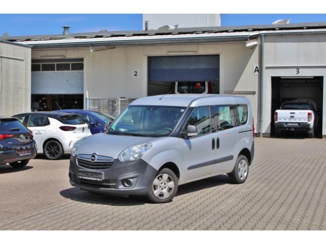 Opel Combo D Tour Selection 1.6 CDTI AHK Kima CD ESP Radio Airb ABS Servo, Jahr 2013, Diesel