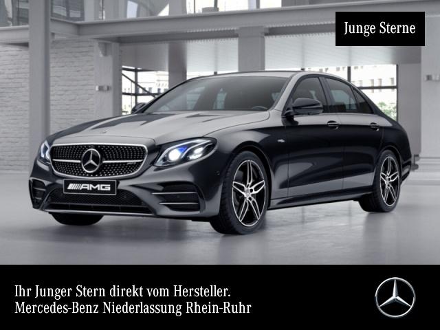 Mercedes-Benz E 53 4MATIC Sportpaket Navi LED Klima Einparkhilfe, Jahr 2019, Benzin