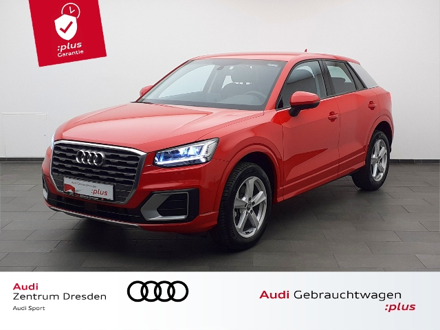 Audi Q2 1.0 TFSI sport LED-SW AHZV Navi, Jahr 2017, Benzin