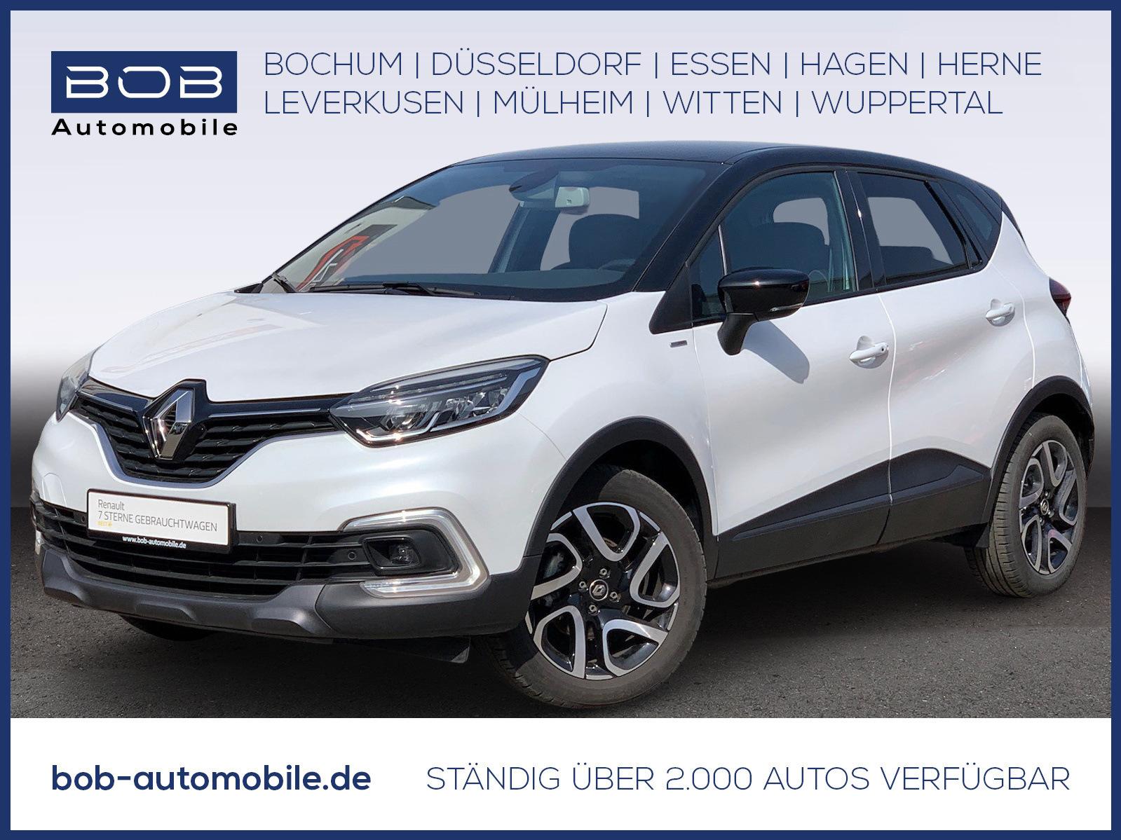 Renault Captur BOSE Edit. TCe 150 GPF NAVI SHZ PDC KLIMA, Jahr 2019, Benzin