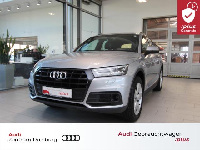 Audi Q5 2.0 TDI Matrix LED Navi StandHZG HUD ACC Panorama, Jahr 2017, Diesel