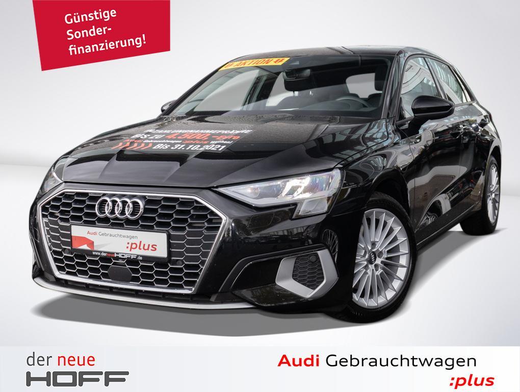 Audi A3 Sportback 30 TFSI Virtual Navi elekt Heckklap, Jahr 2021, Benzin