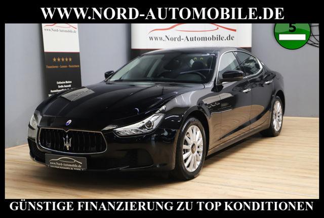 Maserati Ghibli 3.0 Diesel*Leder*Navi*Xenon* Diesel, Jahr 2017, Diesel