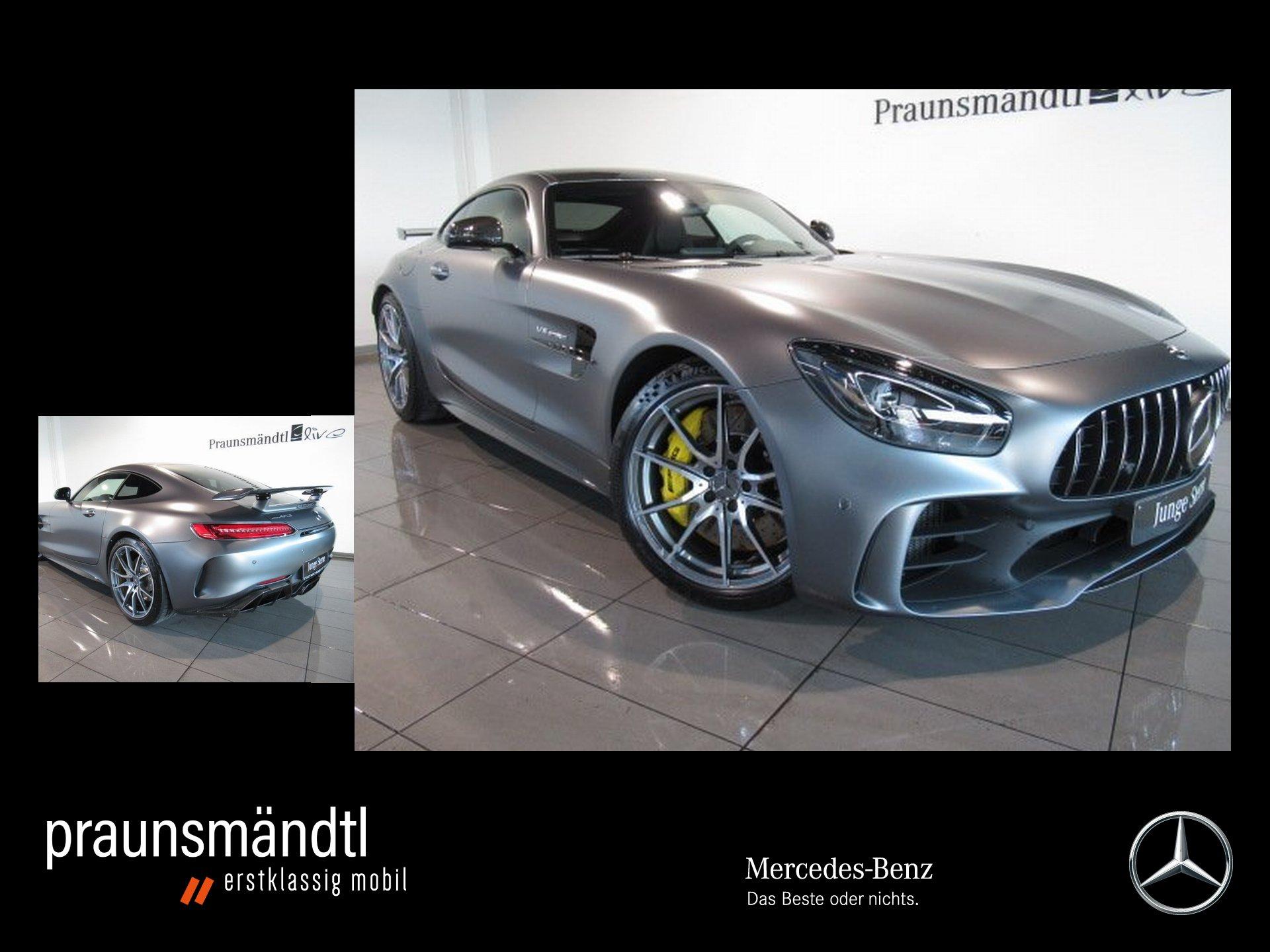Mercedes-Benz AMG GT R Coupe Carbon/Burmester/Comand/LED/Distr, Jahr 2018, Benzin