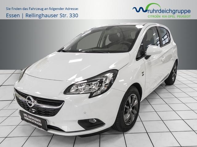 Opel Corsa E 120 Jahre 1.4 *SHZ+Kamera+PDC v+h+IntelliLink*, Jahr 2019, Benzin