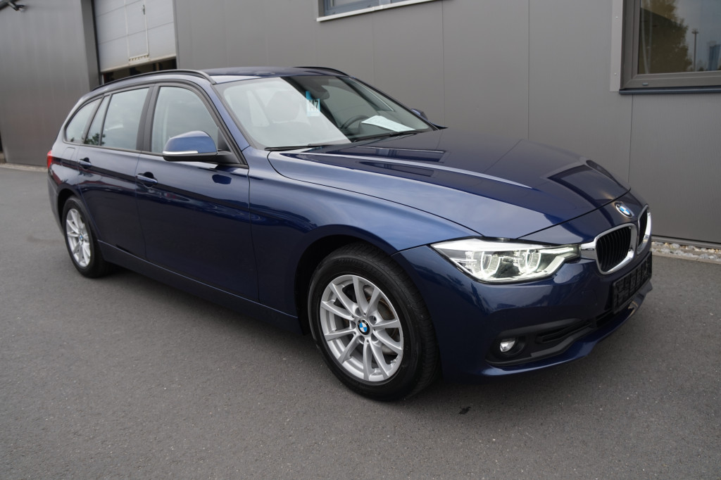 BMW 318 d Touring Advantage*Navi*LED*PDC*Tempomat*, Jahr 2018, Diesel