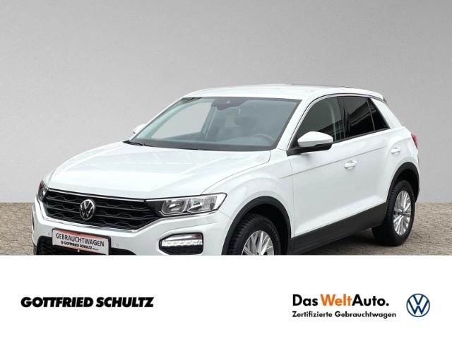 Volkswagen T-Roc 1.6 TDI NAVI DAB SIH ALLWETTERREIFEN, Jahr 2020, Diesel